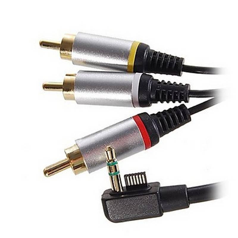 Cable con salida S-Video para PSP  2000