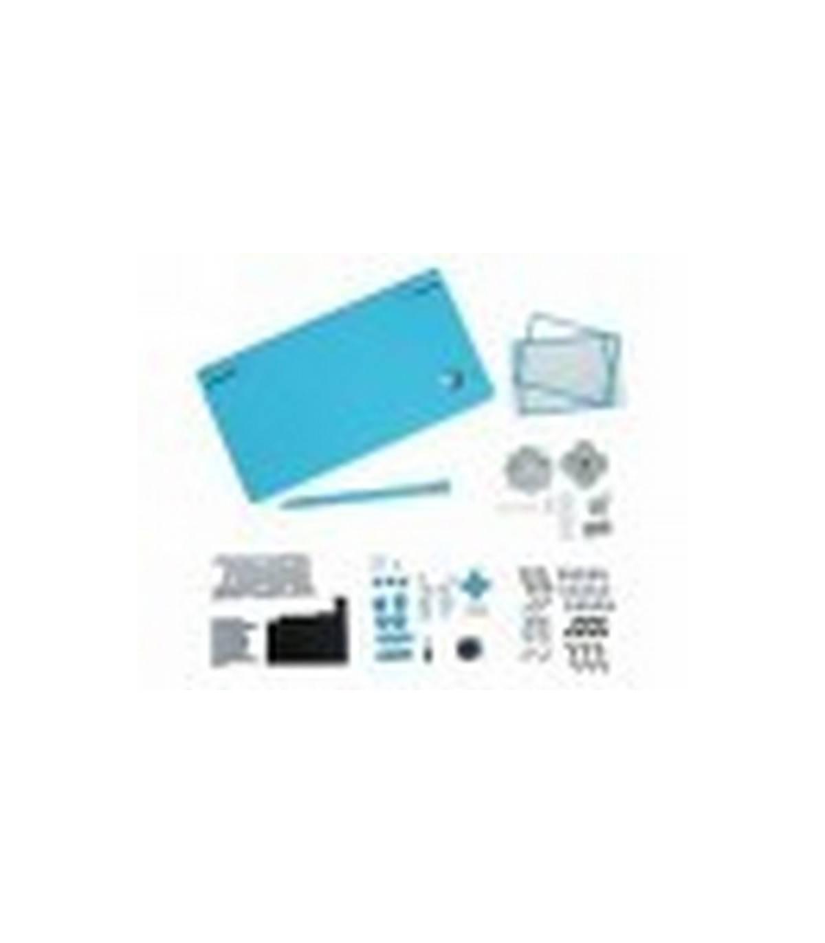Carcasa Nintendo DSi -Azul Claro