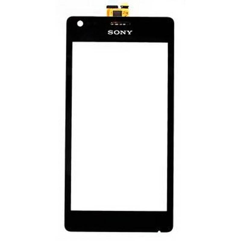 Tactil Sony Xperia M C1904, C1905 Negro