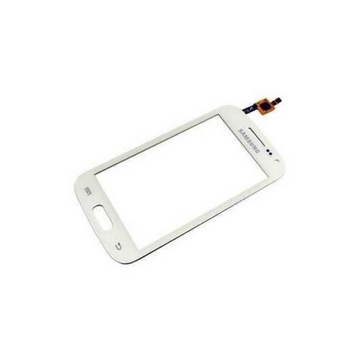 Pantalla táctil Samsung Galaxy Ace Plus S7500 blanca