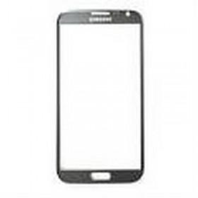cristal Samsung Galaxy Note 2, LTE N7105 cinza