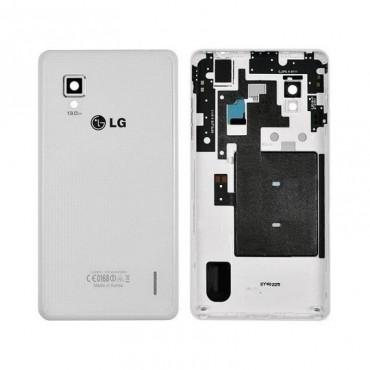 tapa traseira original LG optimus G E975 branca