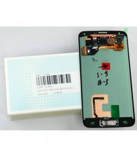 pantalla completa Samsung Galaxy S5, SM-G900F blanca ORIGINAL