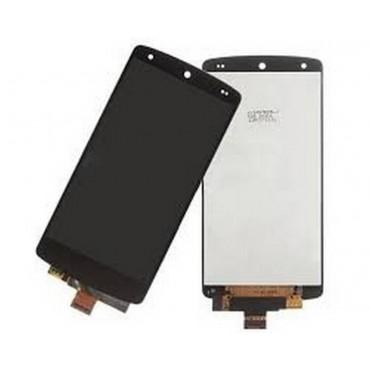 pantalla completa sin marco LG NEXUS 5 D820 D821 negra