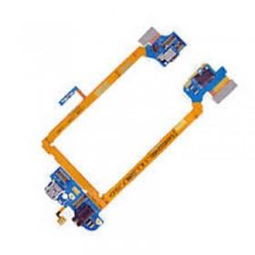 Flex Conector de Carga y Microfono para Lg G2 D802
