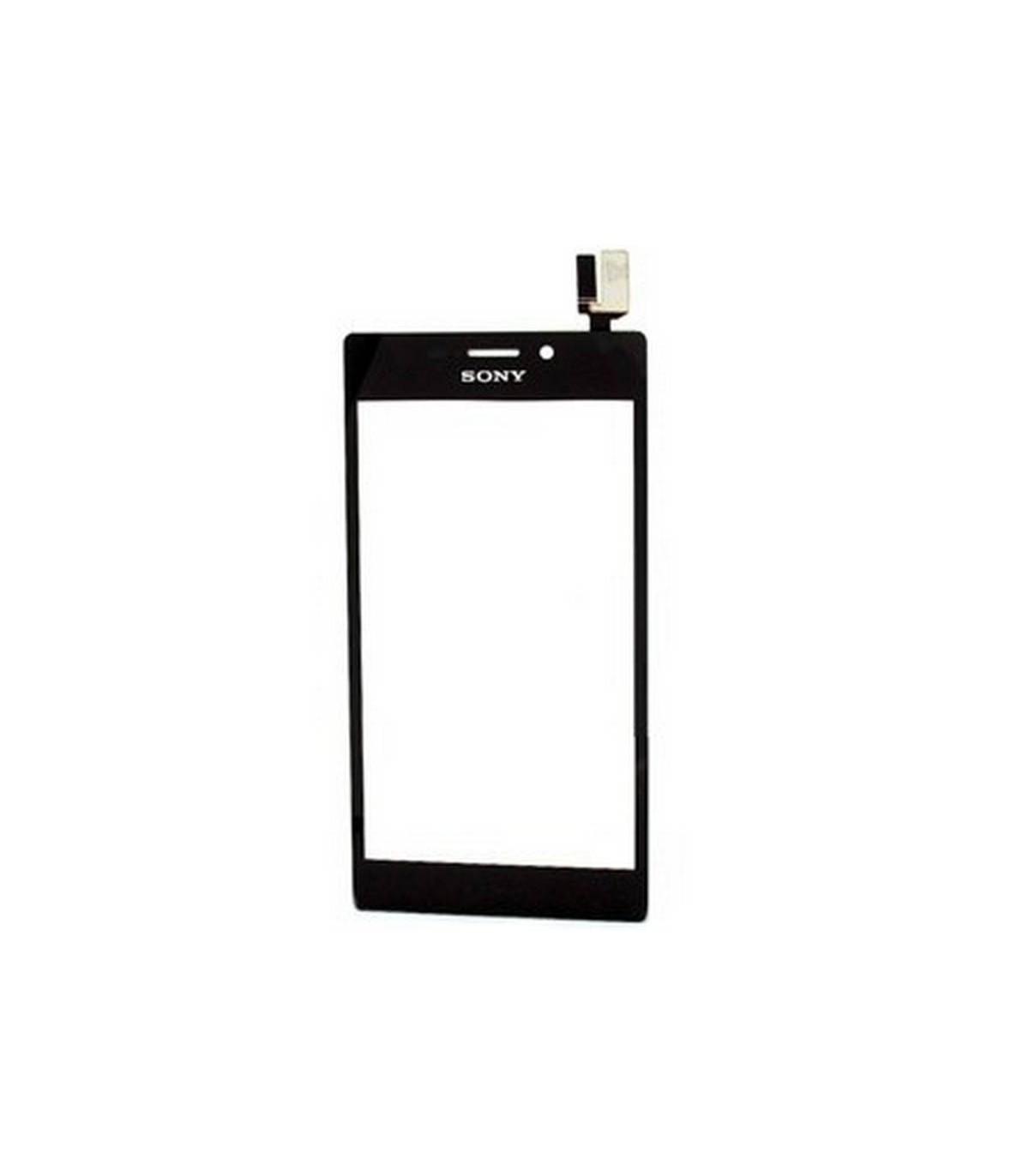 TACTIL Sony Xperia M2 S50H D2303 D2305 D2306 negro