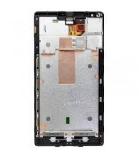 Funda PIEL leather cuero para Samsung Galaxy Mini S5570 - FORCELL -