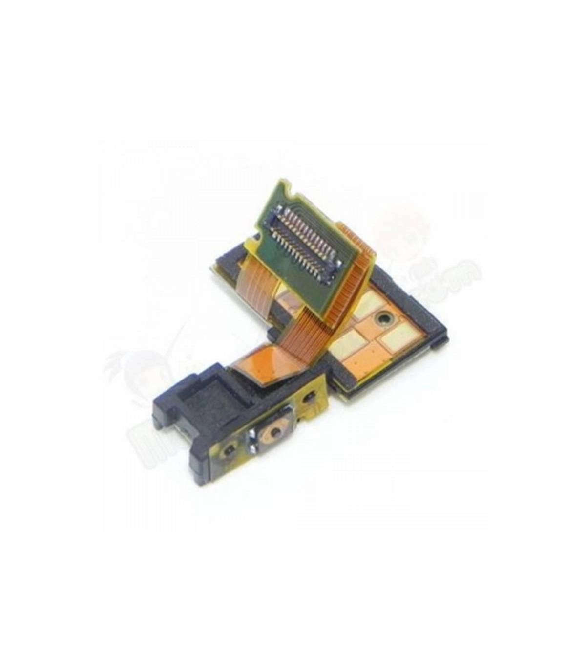 Modulo Flex Sensor e Boton Ignição Sony Xperia S LT26i