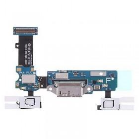 Flex Conector Carga y Microfono para Samsung Galaxy S5 G900