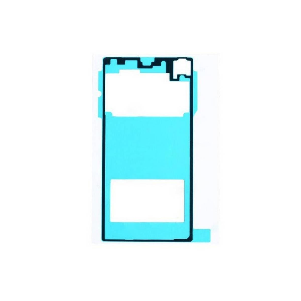 Adhesivo de carcasa trasera, tapa de batería para Sony Xperia Z1