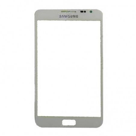 cristal Samsung Galaxy Note 1 N7000 blanco