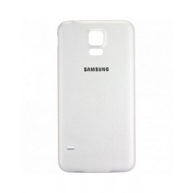 Tapa Trasera para el Samsung Galaxy S5 G900 Blanca