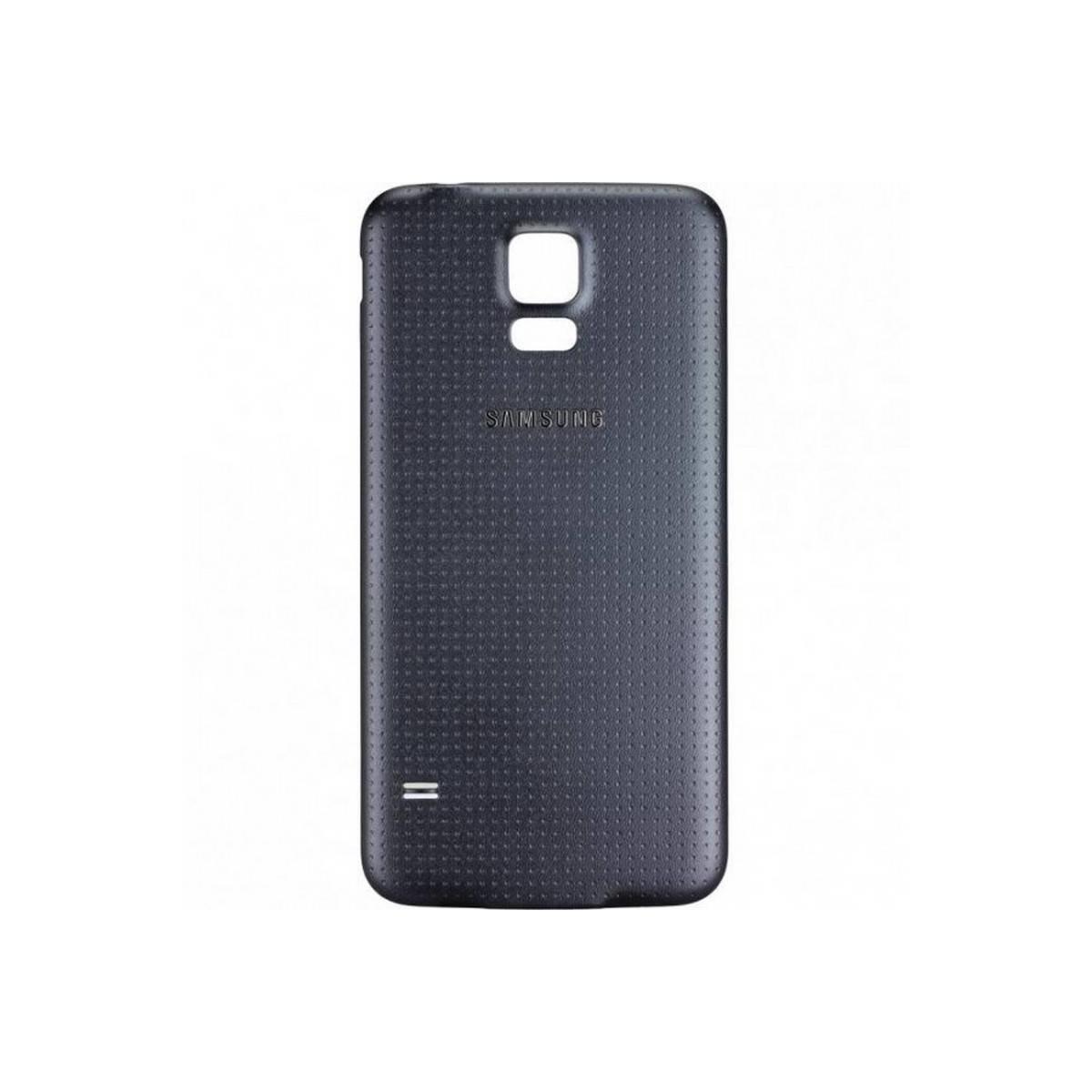 Tapa Trasera  para el Samsung Galaxy S5 G900 NEGRO
