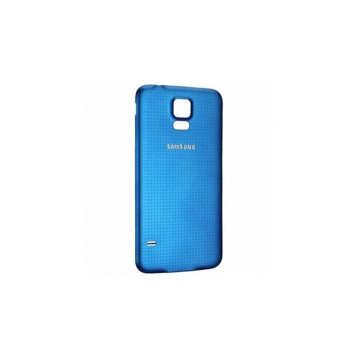 Tapa Traseira para el Samsung Galaxy S5 G900 AZUL