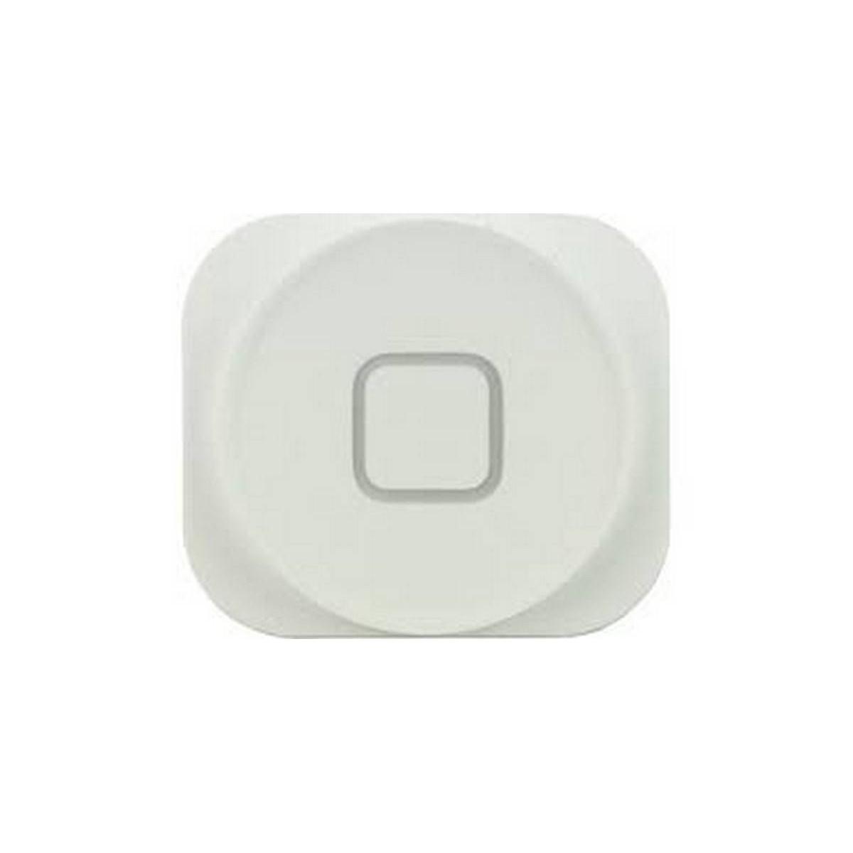Boton home blanco para iPhone 5c