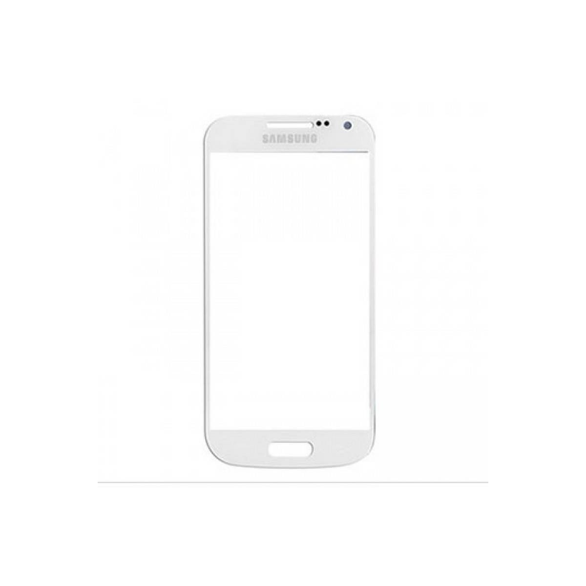 CRISTAL SAMSUNG GALAXY S4 MINI I9190 BLANCO