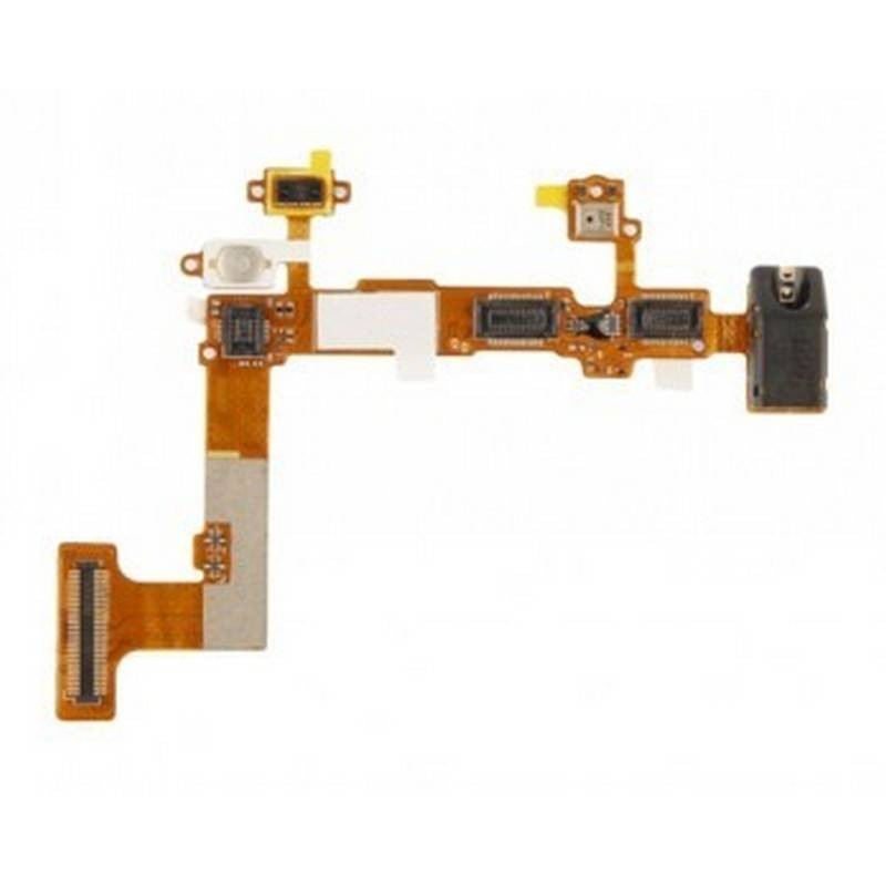 Cable Flex Audio Jack Interruptor Encendido LG Optimus L7 P700