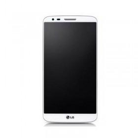 Pantalla completa con marco LG G3 blanca