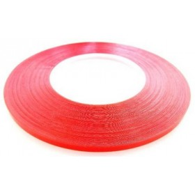 Cinta Adhesiva Doble Cara Transparente 8mm 50m,
