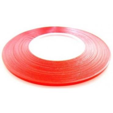 Cinta Adhesiva Doble Cara Transparente 3m de 2mm