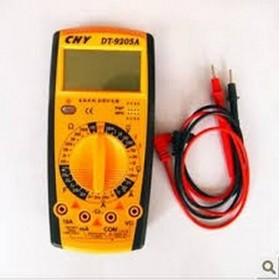 multímetro digital medidor eléctrico DT-9205A JYD