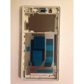 Carcaça Intermedia, Chasis Central branco Sony Xperia Z, L36H