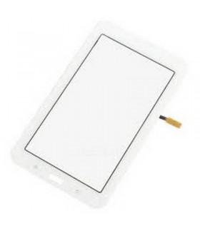 Táctil para Samsung Galaxy Tab 3 7.0 Lite Sm-t110 en blanco