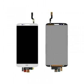 Pantalla completa para LG G2 mini D620 blanca
