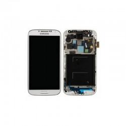 Ecrã Completa branca para Samsung Galaxy S4 i9506