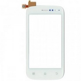 Ecrã Tactil Wiko Cink Slim branca