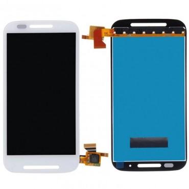 Pantalla Completa Motorola Moto E XT1021 blanca