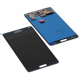 Pantalla Completa Samsung Galaxy Note 4 N910 negra ORIGINAL