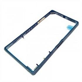 marco intermedio o lateral del Sony Xperia Z1 L39H negro