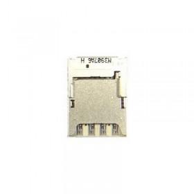 CONECTOR CON LECTOR DE TARJETAS SIM Y MICRO SD PARA LG G3, D855