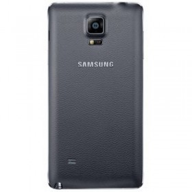 Tapa Samsung Galaxy NOTE 4 N910F NEGRO