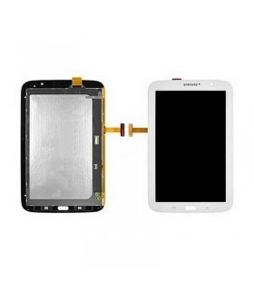 Pantalla completa Samsung Galaxy Note 8.0 N5100 blanca