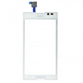 Pantalla Tactil Sony Xperia C S39H C2304 blanca