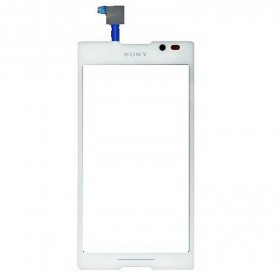 Ecrã Tactil Sony Xperia C S39H C2304 branca