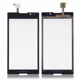 Ecrã Tactil Sony Xperia C S39H preta