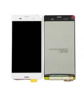 Pantalla Completa Sony Xperia Z3 blanca