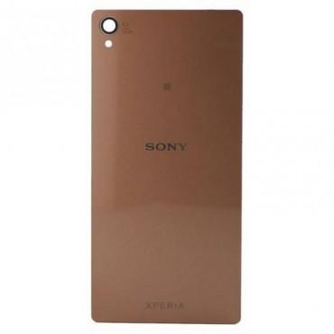 Tapa trasera para Sony Xperia Z3 D6603 cobre