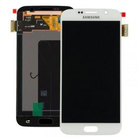 Pantalla samsung Samsung Galaxy S6 G920F blanco