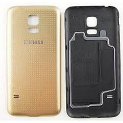 Tapa trasera samsung galaxy S5 mini G800 oro