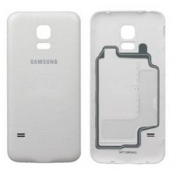 Tapa trasera samsung galaxy S5 mini G800 blanco