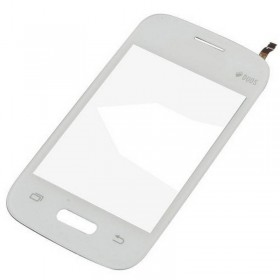 Pantalla Tactil samsung pocket 2 G110 blanco