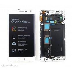 Pantalla completa Samsung Galaxy NOTE 4 EDGE N915  blanco.