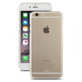 Funda silicona transparente iphone 6 plus