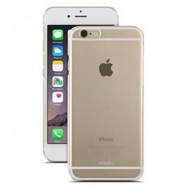 Funda silicona transparente iphone 6 plus