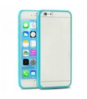 Funda Bumper iphone 6 plus azul