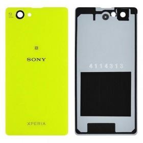 Tapa Traseira Sony Xperia Z1 Compact D5503 amarillo